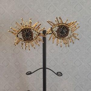 ●Evil Eye Earrings●